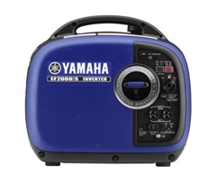 Yamaha EF2000iS 2,000 Watt 79cc OHV 4-Stroke Gas Powered Portable Inverter Generator